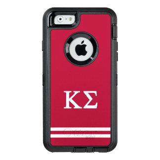 Coque OtterBox iPhone 6/6s Rayure de sport du sigma | de Kappa