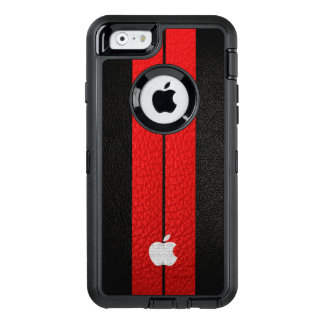 Coque OtterBox iPhone 6/6s Rayure rouge