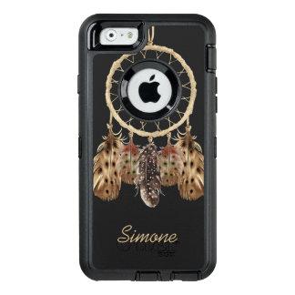 Coque OtterBox iPhone 6/6s Receveur de rêve de style de Boho avec le
