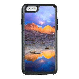 Coque OtterBox iPhone 6/6s Réflexion de montagne, la Californie
