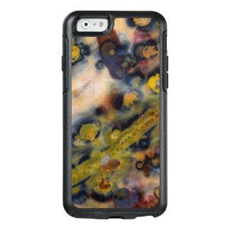 Coque OtterBox iPhone 6/6s Résumé étroit du jaspe d'océan