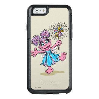 Coque OtterBox iPhone 6/6s Rétro art d'Abby Cadabby