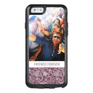 Coque OtterBox iPhone 6/6s Rétro motif fait sur commande de photo et de