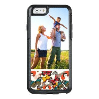 Coque OtterBox iPhone 6/6s Rétro motif floral 7 de photo faite sur commande