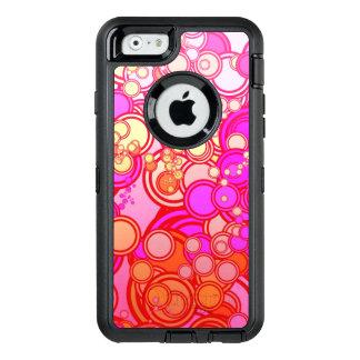 Coque OtterBox iPhone 6/6s Rétros cercles