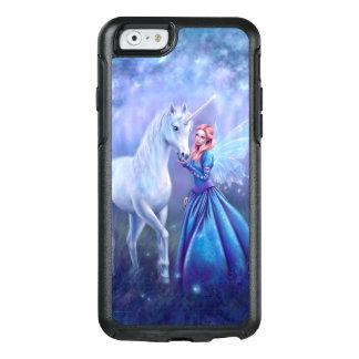 Coque OtterBox iPhone 6/6s Rhiannon - licorne et fée