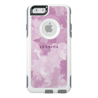 Coque OtterBox iPhone 6/6s Roses floraux roses Girly OtterBox personnalisé