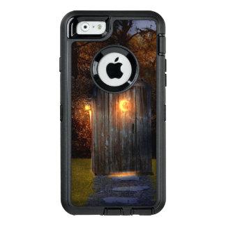 Coque OtterBox iPhone 6/6s Rural - dépendance - faites le nécessaire