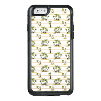 Coque OtterBox iPhone 6/6s Shack tropical et paumes