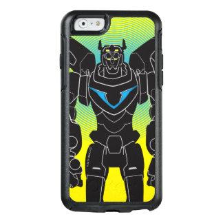 Coque OtterBox iPhone 6/6s Silhouette noire de Voltron | Voltron