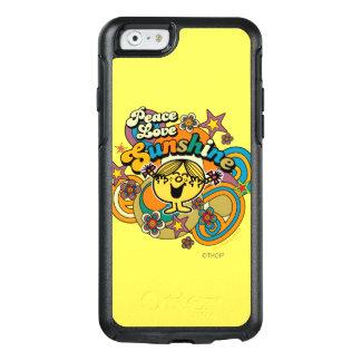 Coque OtterBox iPhone 6/6s Soleil d'amour de paix