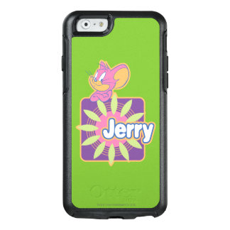Coque OtterBox iPhone 6/6s Souris de néon de Jerry