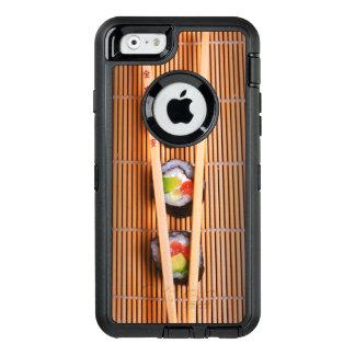 Coque OtterBox iPhone 6/6s Sushi et baguettes en bois