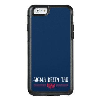 Coque OtterBox iPhone 6/6s Tau | Etats-Unis de delta de sigma