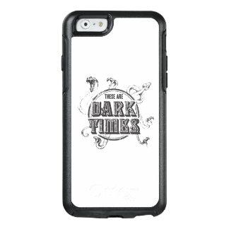 Coque OtterBox iPhone 6/6s Temps d'obscurité du charme | de Harry Potter