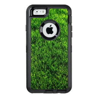 Coque OtterBox iPhone 6/6s Texture d'herbe verte d'un terrain de football