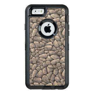 Coque OtterBox iPhone 6/6s Texture en pierre de bande dessinée