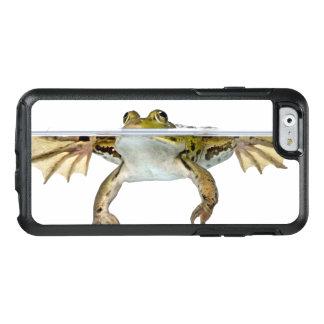 Coque OtterBox iPhone 6/6s Tiré d'une grenouille comestible apprêtant devant