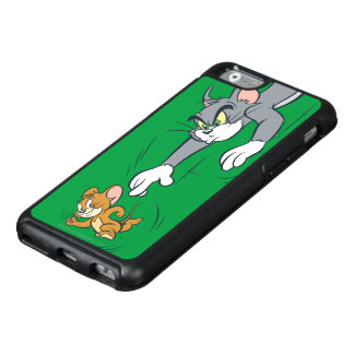 Coque OtterBox iPhone 6/6s Tom et chasse de Jerry