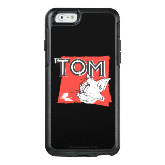 Coque OtterBox iPhone 6/6s Tom et chat fou de Jerry
