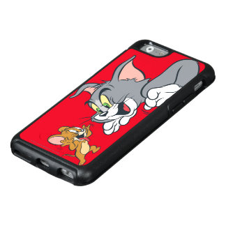 Coque OtterBox iPhone 6/6s Tom et Jerry font des visages