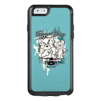 Coque OtterBox iPhone 6/6s Tom et Jerry Hollywood CA