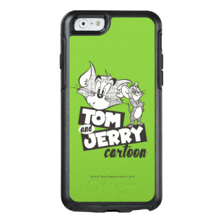 Coque OtterBox iPhone 6/6s Tom et Jerry | Tom et bande dessinée de Jerry