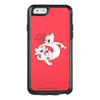 Coque OtterBox iPhone 6/6s Tom et Jerry | Tom et rire de Jerry