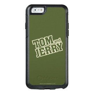 Coque OtterBox iPhone 6/6s Tom et logo 3 de Jerry