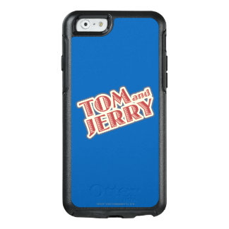 Coque OtterBox iPhone 6/6s Tom et logo de Jerry