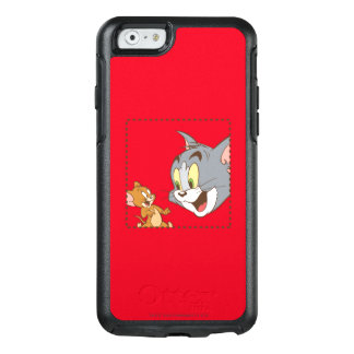 Coque OtterBox iPhone 6/6s Tom et timbre de Jerry