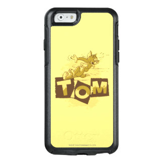 Coque OtterBox iPhone 6/6s Tom glissant l'arrêt
