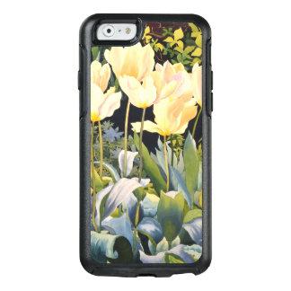 Coque OtterBox iPhone 6/6s Tulipes pâles