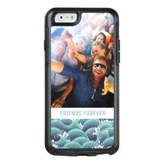 Coque OtterBox iPhone 6/6s Vague décorative faite sur commande de mer de