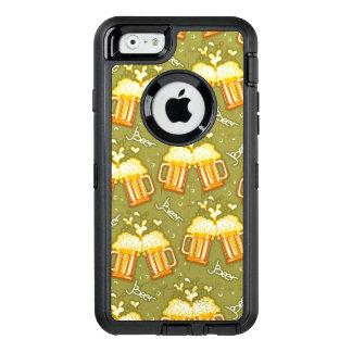 Coque OtterBox iPhone 6/6s Verres de motif de bière
