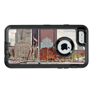 Coque OtterBox iPhone 6/6s Ville - Boston mA - horizon de promenade de port