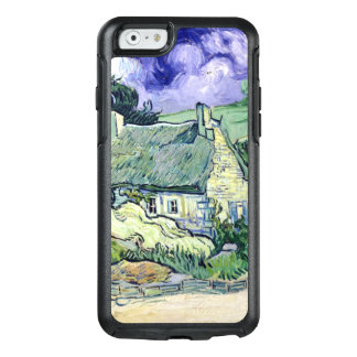 Coque OtterBox iPhone 6/6s Vincent van Gogh | a couvert des cottages de