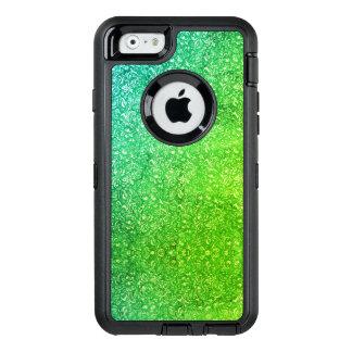 Coque OtterBox iPhone 6/6s Vitalité colorée lumineuse florale verte au néon