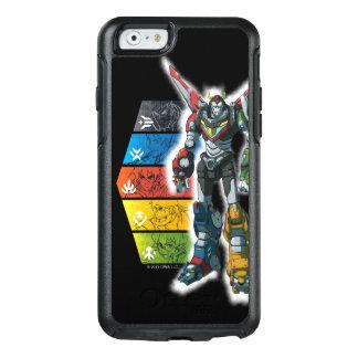 Coque OtterBox iPhone 6/6s Voltron | Voltron et pilotes graphiques