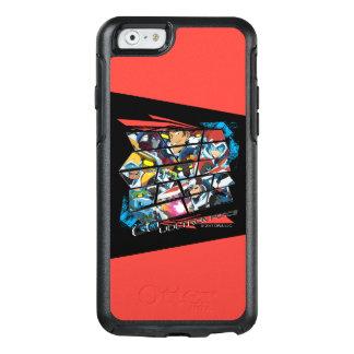 Coque OtterBox iPhone 6/6s Voltron | vont force de Voltron