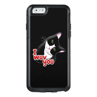 Coque OtterBox iPhone 6/6s Wuv I vous chat