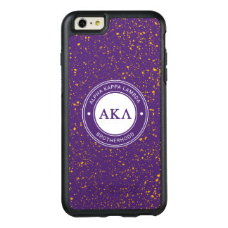 Coque OtterBox iPhone 6 Et 6s Plus Alpha insigne du Kappa lambda |