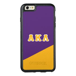 Coque OtterBox iPhone 6 Et 6s Plus Alpha lettres de Grec du Kappa lambda |