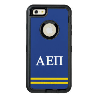 Coque OtterBox iPhone 6 Et 6s Plus Alpha rayure de sport de l'epsilon pi |