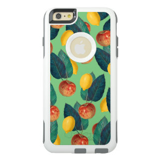 Coque OtterBox iPhone 6 Et 6s Plus aples et vert de citrons