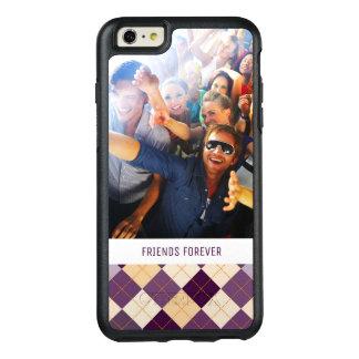 Coque OtterBox iPhone 6 Et 6s Plus Arrière - plan fait sur commande de chandail de