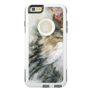 Coque OtterBox iPhone 6 Et 6s Plus art d'aquarelle de ragondin du Maine