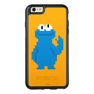 Coque OtterBox iPhone 6 Et 6s Plus Art de pixel de monstre de biscuit