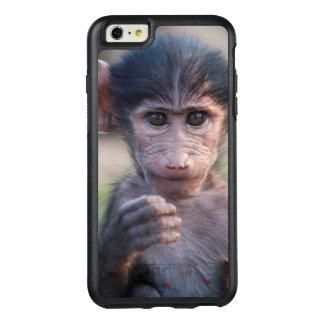 Coque OtterBox iPhone 6 Et 6s Plus Babouin de Chacma de bébé