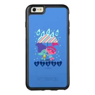 Coque OtterBox iPhone 6 Et 6s Plus Baisses heureuses de pluie des trolls  